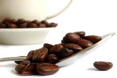 Kaffee-Leben Stockfoto