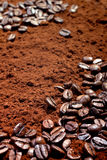 Kaffee-Methode Lizenzfreie Stockfotografie
