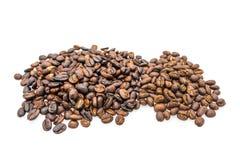 Kaffee-Mischung stockfoto