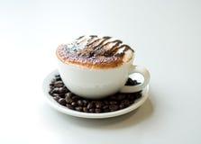 Kaffee mochachino Lizenzfreies Stockfoto