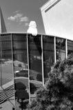 Kaffee, modernes Gebäude Stockfoto