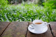 Kaffee-Morgen Stockbild