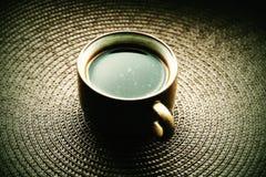 Kaffee mug Stockfotografie