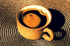Kaffee mug Lizenzfreies Stockfoto