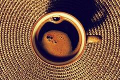 Kaffee mug Stockbild