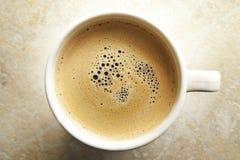 Kaffee-Nahaufnahme lizenzfreies stockfoto