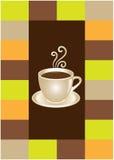 Kaffee- oder Schokoladencup Lizenzfreies Stockfoto