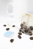 Kaffee oder Tee Lizenzfreie Stockfotos