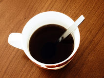 Kaffee oder Tee Lizenzfreie Stockfotografie
