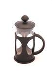 Kaffee-Presse Stockfotos