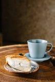 Kaffee-Reihe lizenzfreie stockbilder