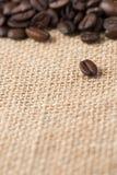 Kaffee-Sack Lizenzfreies Stockfoto