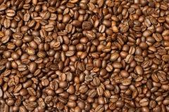 Kaffee-Tapete Lizenzfreie Stockfotos