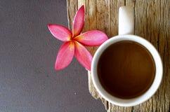 Kaffee und ich Stockfotos