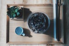 Kaffee und mehr Lizenzfreie Stockfotografie