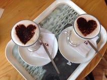 Kaffee und mehr Lizenzfreies Stockbild