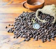 Kaffee und mehr Lizenzfreie Stockfotos