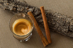 Kaffee und mehr Lizenzfreie Stockbilder