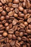 Kaffee und Sack Stockfotos