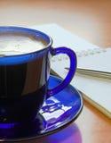 Kaffee-Zeit Stockfotos