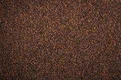 Kaffeebeschaffenheit Stockfoto
