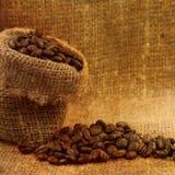 Kaffeebeutel Lizenzfreie Stockbilder
