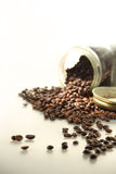 Kaffeebohne lizenzfreies stockfoto