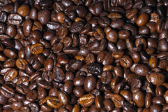 Kaffeebohne-Aroma caffè lizenzfreie stockfotos