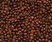 Kaffeebohne-Hintergrund lizenzfreies stockbild