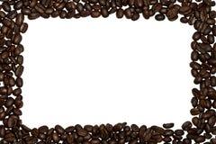 Kaffeebohnefeld Stockfoto
