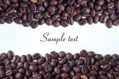 Kaffeebohnen Lizenzfreie Stockbilder