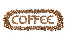 Kaffeebohnen Lizenzfreies Stockfoto