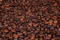 Kaffeebohnen Stockfoto
