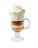 Kaffeecocktail. lizenzfreies stockfoto
