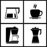 Kaffeedesign Lizenzfreie Stockfotografie