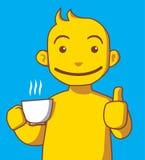 Kaffeegeliebter Lizenzfreie Stockfotografie
