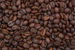 Kaffeehintergrund Lizenzfreies Stockfoto