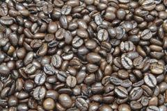 Kaffeehintergrund Stockfotografie