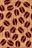 Kaffeehintergrund Lizenzfreie Stockbilder