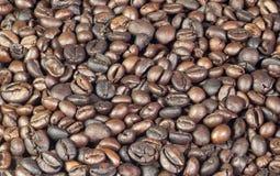 Kaffeehintergrund-BIS stockfoto