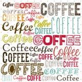 Kaffeeillustration Lizenzfreies Stockbild