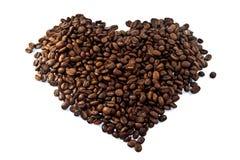 Kaffeeinneres lizenzfreies stockbild