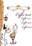 Kaffeekaffee Stockfotos