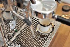 Kaffeemaschine Stockfoto