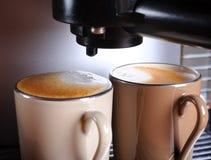 Kaffeemaschine Lizenzfreies Stockbild