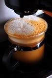 Kaffeemaschine Stockbild