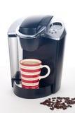 Kaffeemaschine Stockfotos