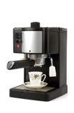Kaffeemaschine Lizenzfreies Stockfoto