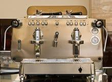 Kaffeemaschine Lizenzfreie Stockbilder