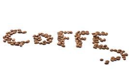 Kaffeemosaik Stockbilder